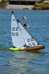All Radio Sailboats - Class: IOM
