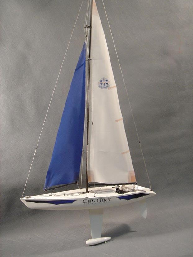 All Radio Sailboats - Design: Century