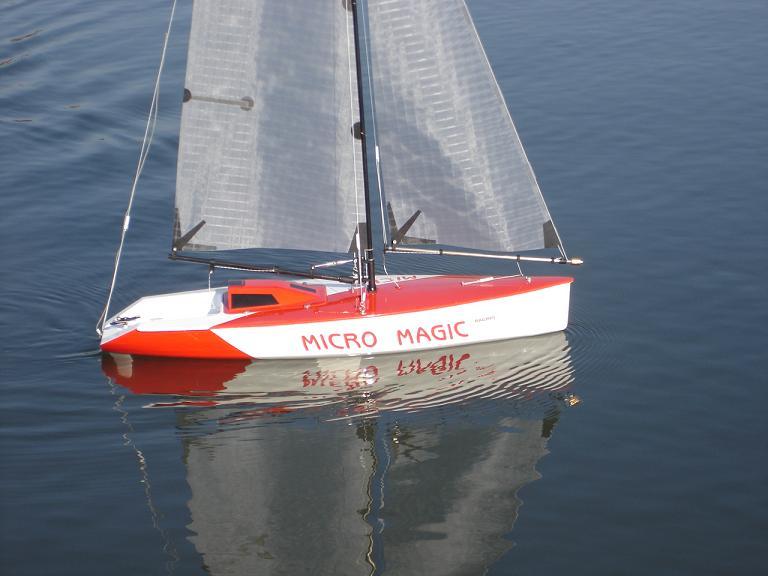 All Radio Sailboats - Design: Micro Magic