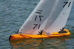All Radio Sailboats - Designer: Ian Vickers (NZL)